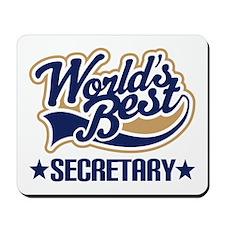 Secretary Mousepad