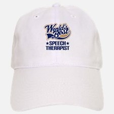 Speech Therapist Baseball Baseball Cap