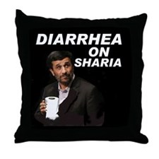 WHAT'S THAT SMELL? Throw Pillow