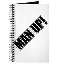 Man Up! Journal