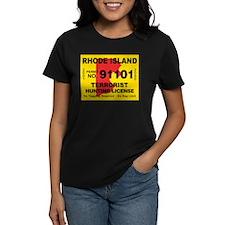 Rhode Island Terrorist Huntin Tee
