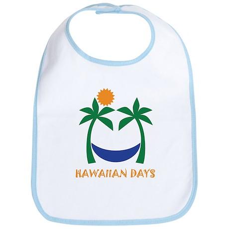 Hawaiian Days company logo Bib