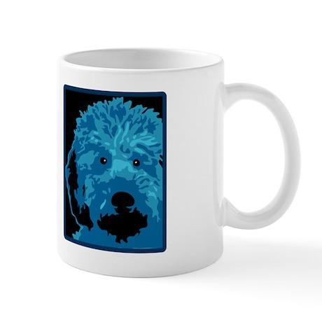 Labradoodle - color 3 Mug