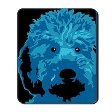 Labradoodle - color 3 Mousepad