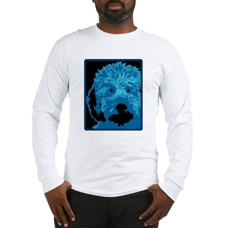 Labradoodle - color 3 Long Sleeve T-Shirt