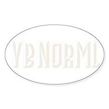 YB NORML Bumper Stickers