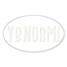 YB NORML Decal