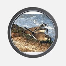 Cape Cod Beachcombers (1) Wall Clock