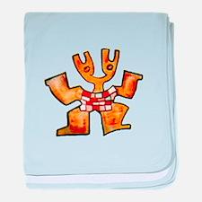 Aztec Infant Blanket