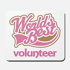 Volunteer Mousepad