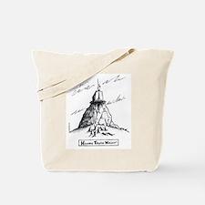 Heathen Toaster Worship Tote Bag