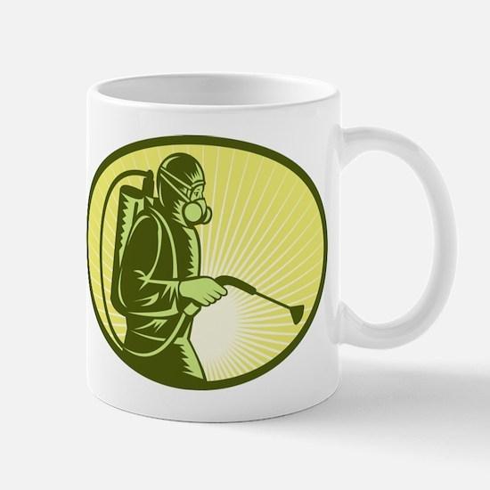 pest control Mug