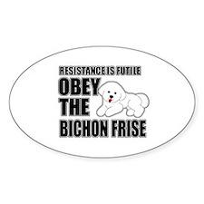 Bichon Frise Decal