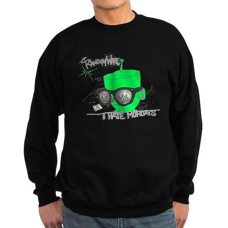 I Hate Mondays Sweatshirt (dark)