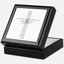 Inspiration Cross Keepsake Box