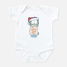 "Garfield Baby ""Send Toys"" Infant Bodysuit"