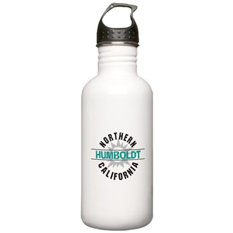 Humboldt California Stainless Water Bottle 1.0L