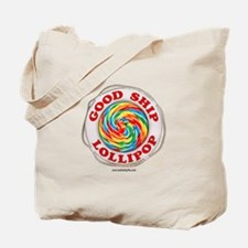 Good Ship Lollipop... Tote Bag