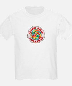 Good Ship Lollipop... T-Shirt