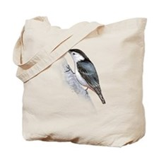 little nuthatch Tote Bag
