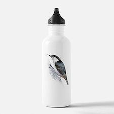 little nuthatch Water Bottle