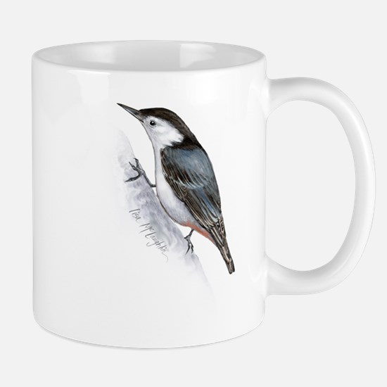 little nuthatch Mug