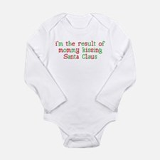 I'm the result Long Sleeve Infant Bodysuit