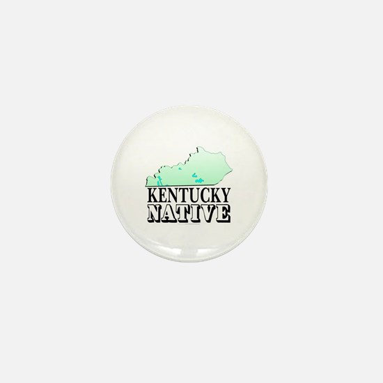Kentucky native Mini Button