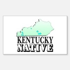 Kentucky native Decal
