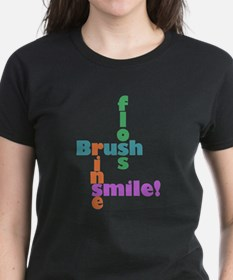 Brush Floss Rinse Smile Tee