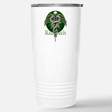 Rad Tech Caduceus Green Stainless Steel Travel Mug