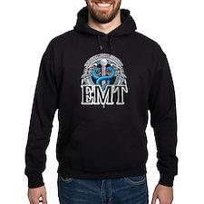 EMT Caduceus Blue Hoody