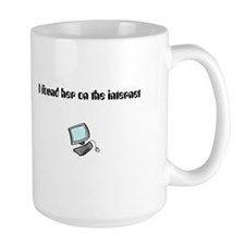 I found her mug