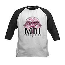 MRI Tech Pink Caduceus Tee