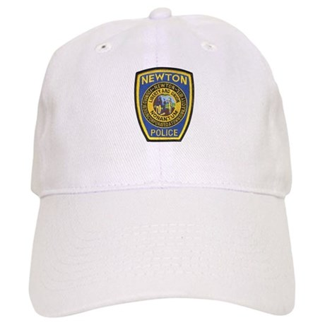 Newton Mass Police Cap