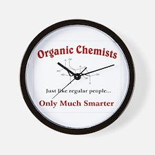 Cute Organic Wall Clock