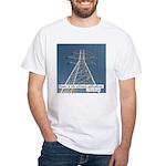 Power! White T-Shirt