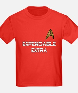 Expendable Extra Star Trek T
