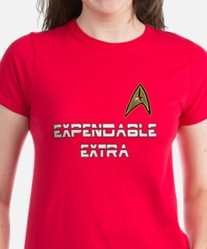Expendable Extra Star Trek Tee