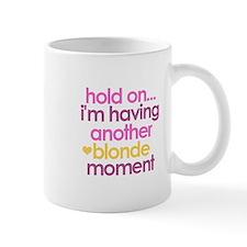 Blonde Moment Mugs