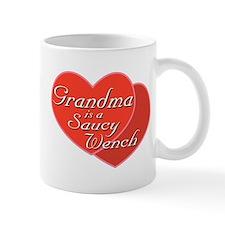 Saucy Grandma Mug