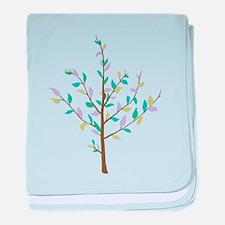 Riyah-Li Designs Whimsy Tree Infant Blanket