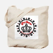 Poker Royal Crown! Tote Bag