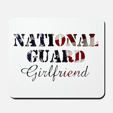 NG Girlfriend Flag Mousepad