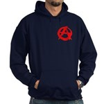 Anarchy-Red Hoodie (dark)