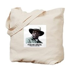 Marion Barry Jr. Tote Bag