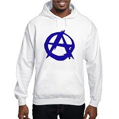 Anarchy-Blue Hoodie