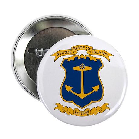 """Rhode Island 2.25"""" Button (10 pack)"""