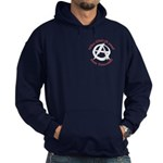 Anarchy-Free Yourself Hoodie (dark)