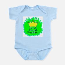 Royal Reader Infant Creeper